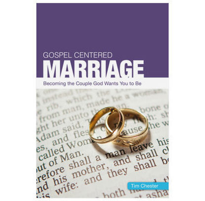 Picture of Gospel - Centered Marriage