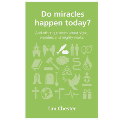Picture of QCA: Do miracles happen today?