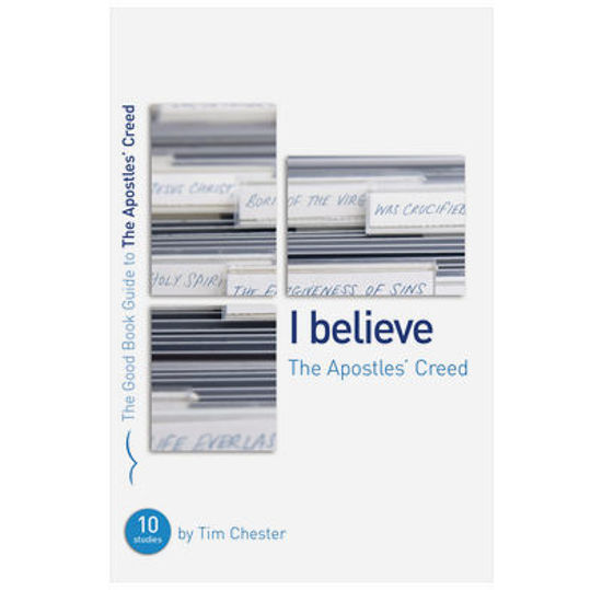 Picture of I believe the Apostles' Creed